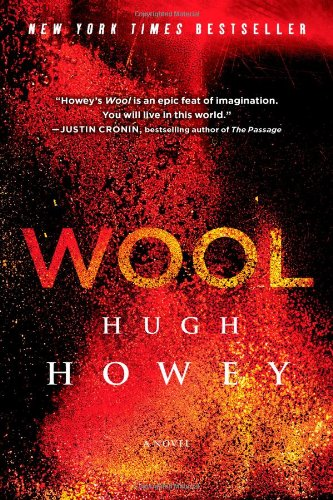 Book cover from Wool by Hugh Howey