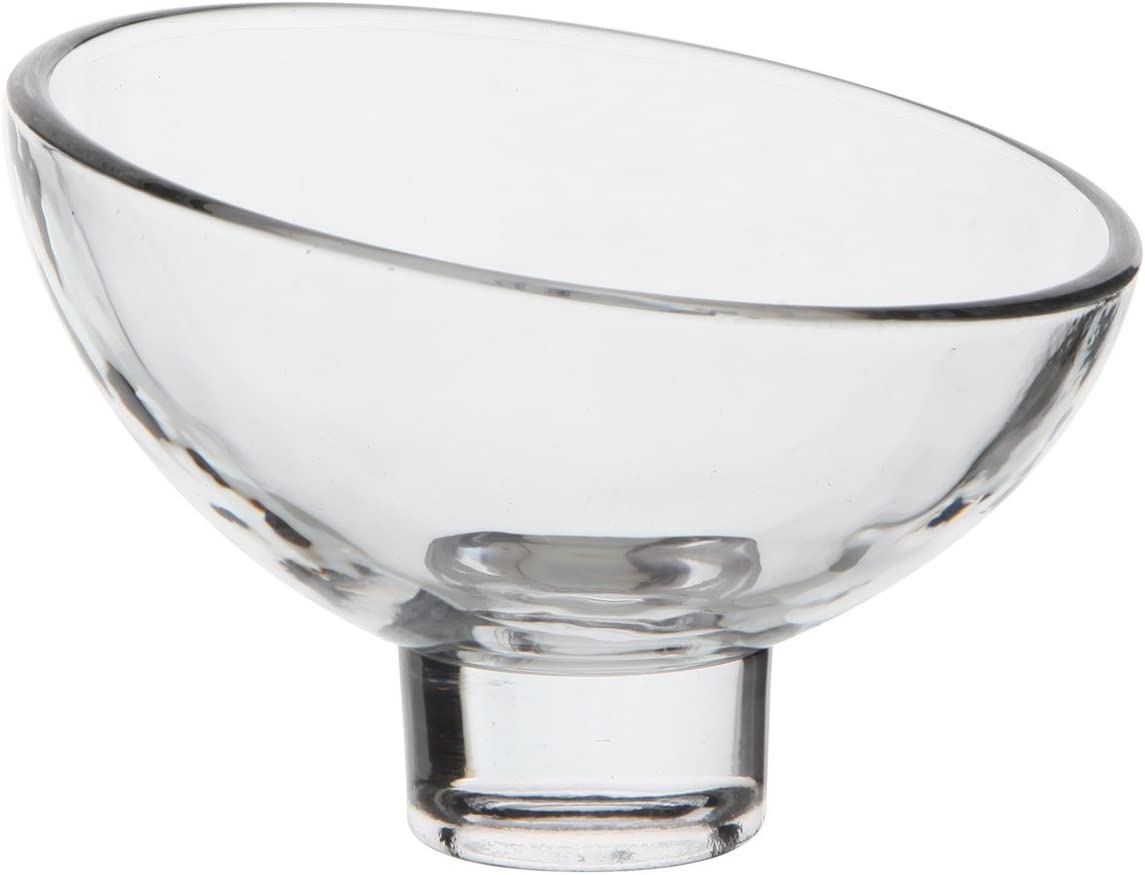 Catit Design Glass Diner Replacement Bowl, Single