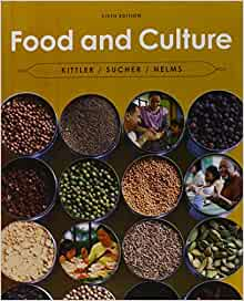 Food and culture kittler 6th edition