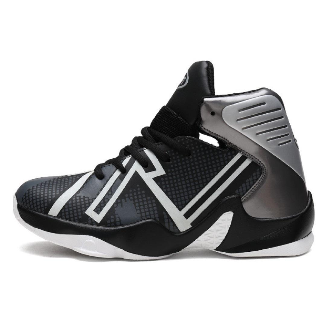 Herren Winter Große Größe Basketball Schuhe Mode Sportschuhe Trainer Warm halten Schutzfuß EUR GRÖSSE 37-46
