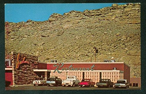- Sundowner Restaurant Rock Springs Wyoming Coffee Shop Dining Postcard