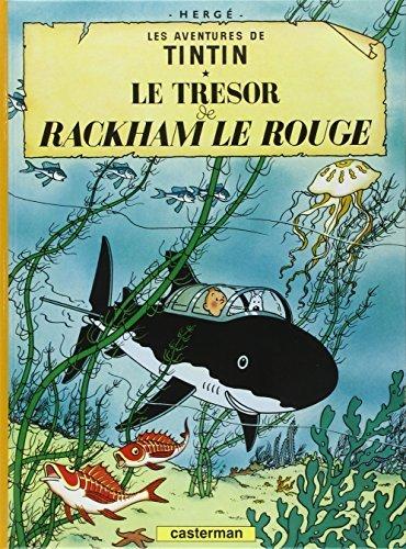 Les Aventures de Tintin - Le Tresor de Rackham le Rouge by Herge - Mall Stores Aventura