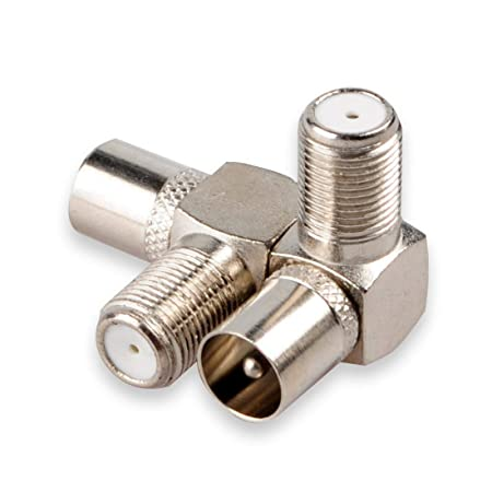 Review F-Type Connector, Besmelody 4-Pack