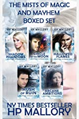The Mists of Magic and Mayhem Boxed Set: An Epic Fantasy Romance Series Kindle Edition