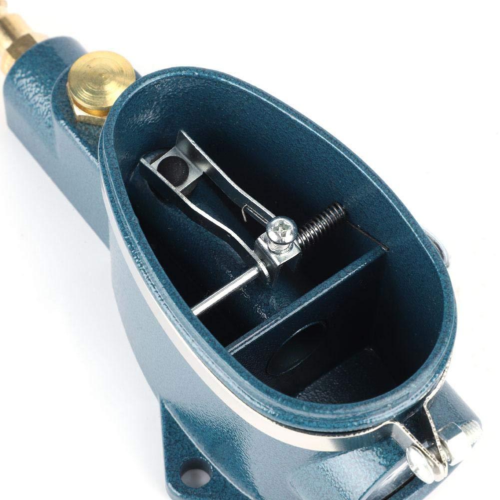 FTVOGUE Pneumatischer Z/ündkerzenreiniger Luftreiniger f/ür Z/ündkerzen Reinigung des Werkzeugs Sandreinigung mit Reinigungstasche