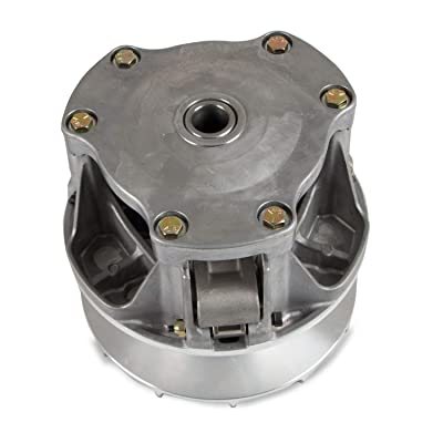New Primary Clutch Fit for Polaris RZR 1000 XP 2014 2015 2016 2017 2018 2019,Silver