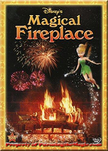 Disney's Magical Fireplace