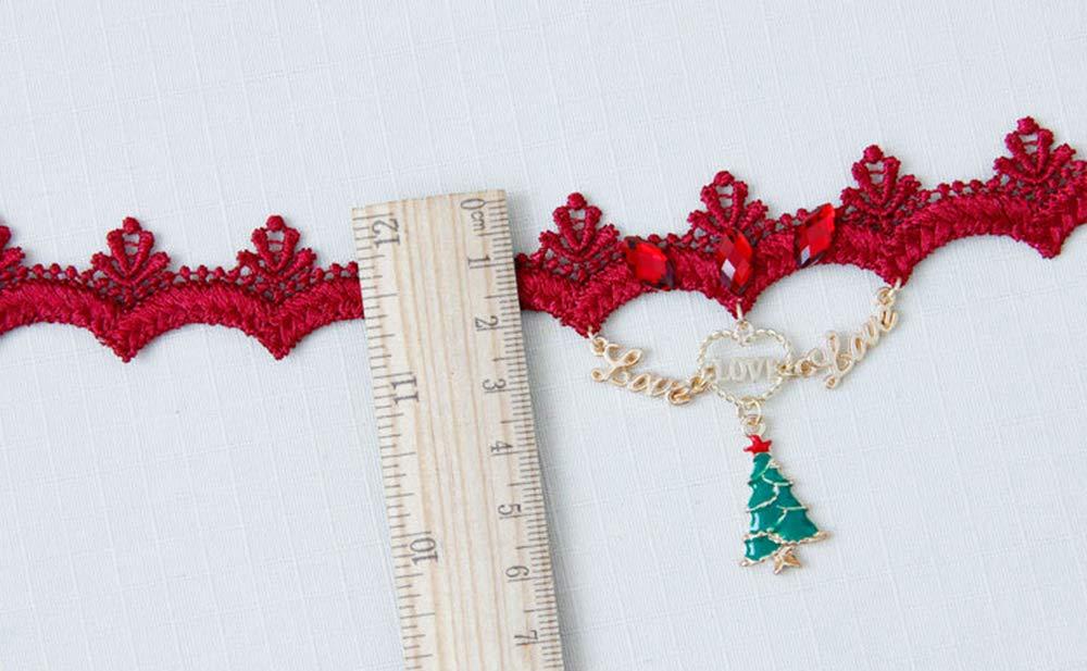Deesos Collier meilleur cadeau pour lanniversaire de la m/ère coeur diamant pendentif Collier pour lanniversaire de maman Argent Cadeaux de f/ête des m/ères