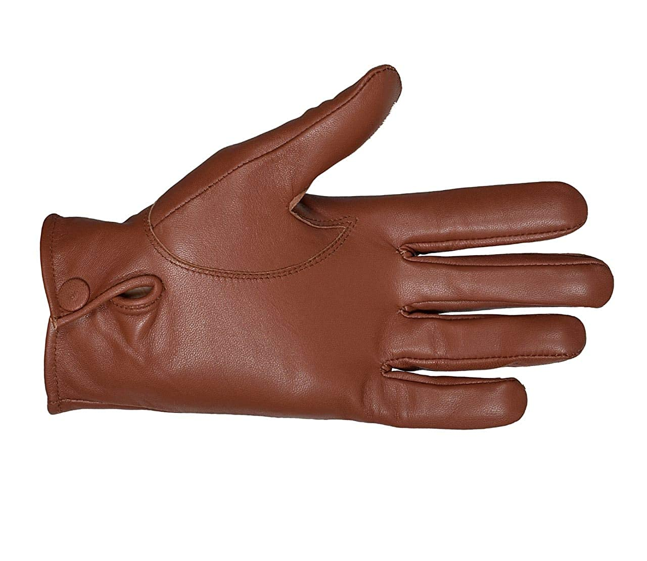 Mens Leather Driving Dress Gloves