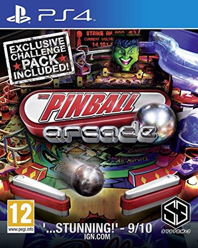 (Pinball Arcade (PS4))