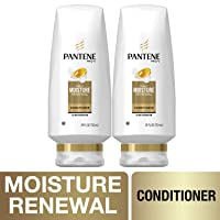 Pantene, Sulfate Free Conditioner, Pro-V Daily Moisture Renewal for Dry Hair, 24...