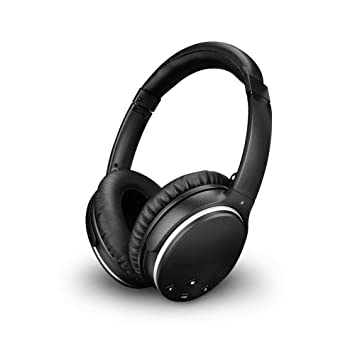 Auriculares Bluetooth Inalámbricos, EUGO Auriculares Headphone de Diadema Cascos Bluetooth con Micrófono Manos Libres y