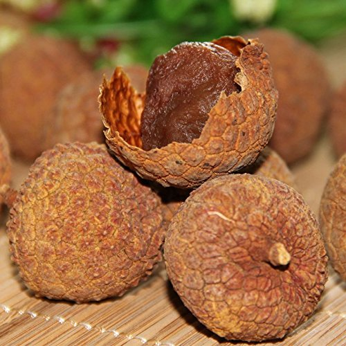 Dried lichee litchi pulp 1500 grams Grade A from Guangdong(广东荔枝肉干) by JOHNLEEMUSHROOM (Image #1)