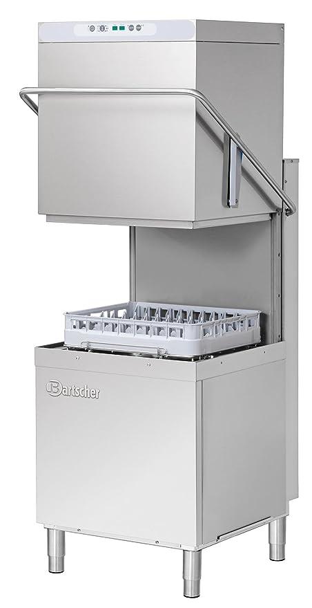 Lavavajillas de capota DS2001, 11, 0 kW - Bartscher 109248 ...