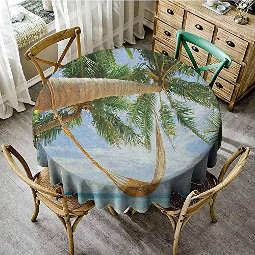 Rank-T Round Tablecloth Topper 50