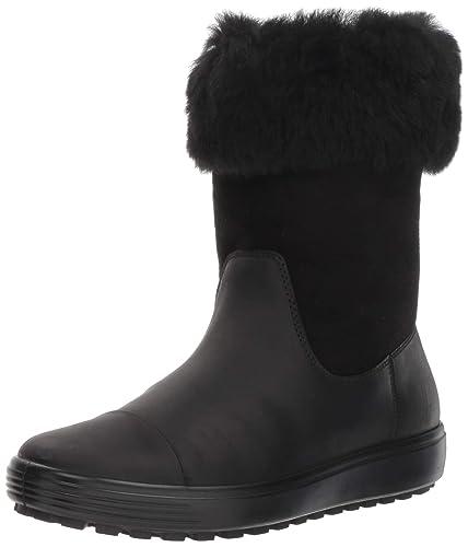 tolle Auswahl ästhetisches Aussehen weit verbreitet ECCO Womens Soft 7 Tred Boot, Women's High Boots: Amazon.co ...