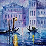 MYSTERY OF VENICE is an Oversized, One-of-a-Kind, ORIGINAL OIL PAINTING ON CANVAS by Leonid AFREMOV. We asked Leonid to paint some new, exciting and AFFORDABLE LARGE ORIGINALS for his collectors in the USA. Each of these AMAZING ORIGINAL Masterpieces...