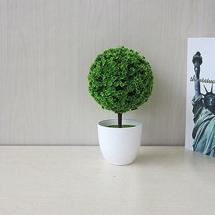 Piante artificiali,Pianta Artificiale Vaso Piante Grasse,Piante Finte vasi  piante fiori artificiali da
