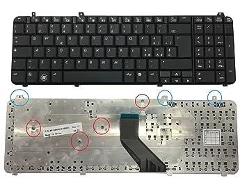 Teclado para ordenador portátil HP Pavilion dv6 - 1014el DV6 - 1016EL DV6 - 1018EL * Nueva * It: Amazon.es: Electrónica