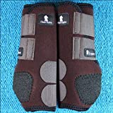 Classic Equine Legacy SMB Boots HND Large Chocolat