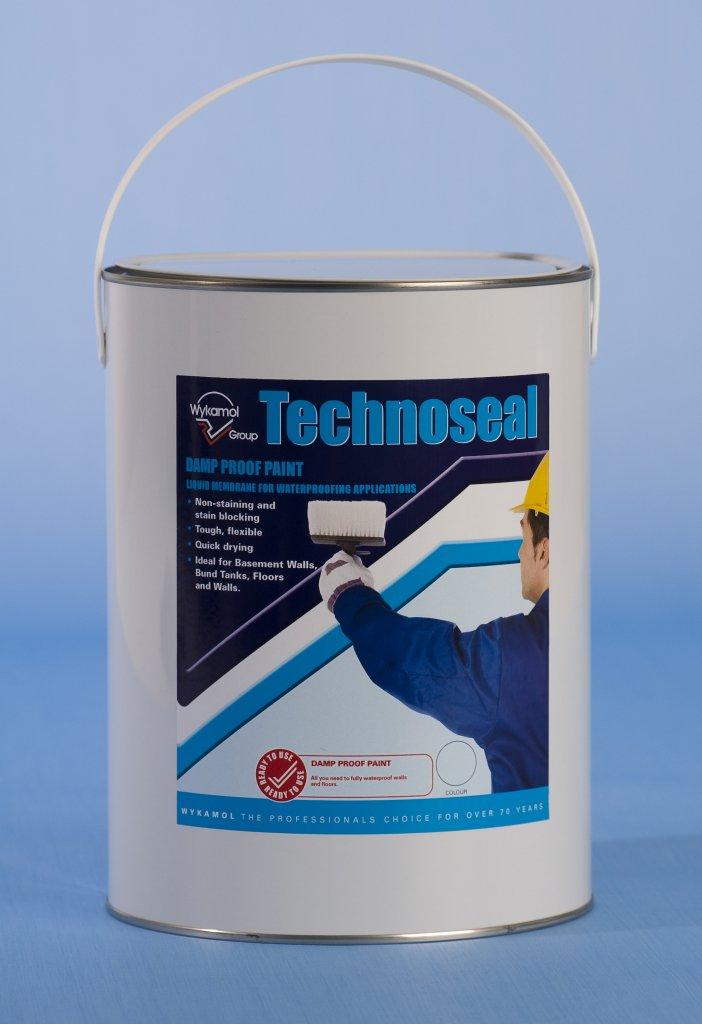 Wykamol Technoseal Damp Proofing Paint