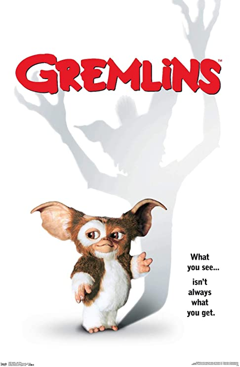 gifts gift posters poster Gremlins print prints Gizmo quote wall art