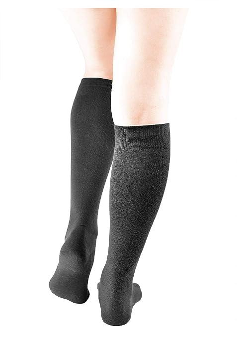 6f54f16d1304b vitsocks Chaussettes Mi-Bas Femme LAINE MÉRINOS Chaudes Montantes l'Hiver  Temps Froid, noir, 39-42: Amazon.fr: Vêtements et accessoires