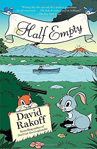 Half Empty [David Rakoff] (Tapa Blanda)