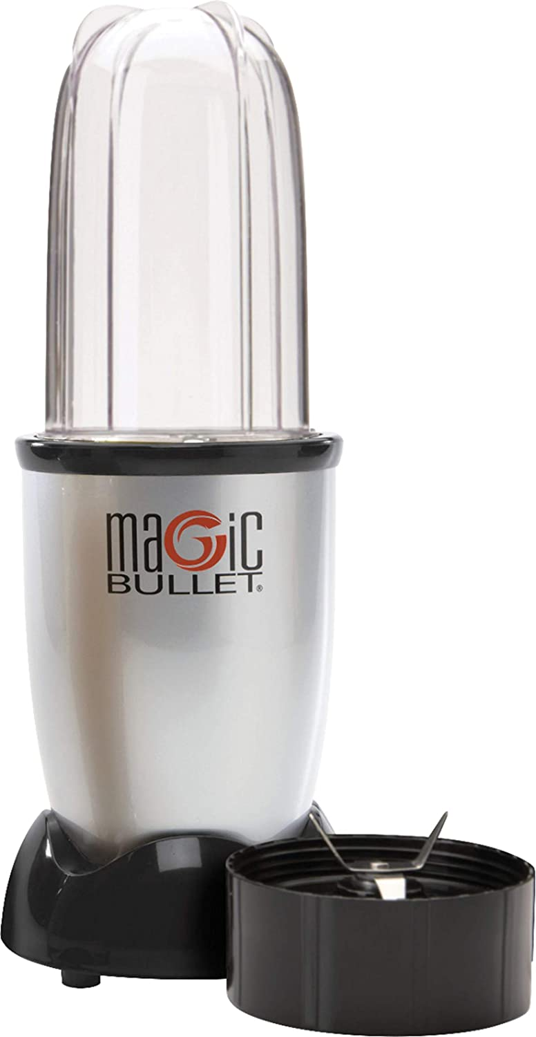 Magic Bullet Personal Blender, 3-Piece Set, Black