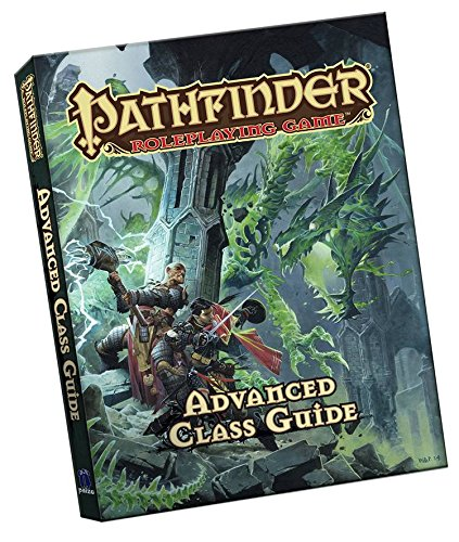 Pathfinder Roleplaying Game: Advanced Class Guide Pocket Edition (Inglés) Tapa blanda – 20 feb 2018 Paizo Staff Paizo Inc. 1640780076 Role Playing & Fantasy