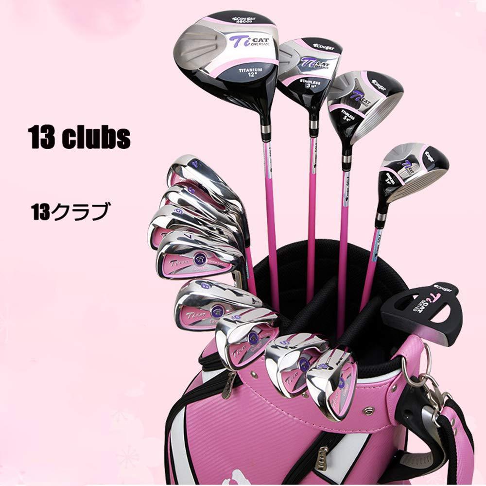 Señorita Bolso estándar del Club de Golf, PU Impermeable 5 ...