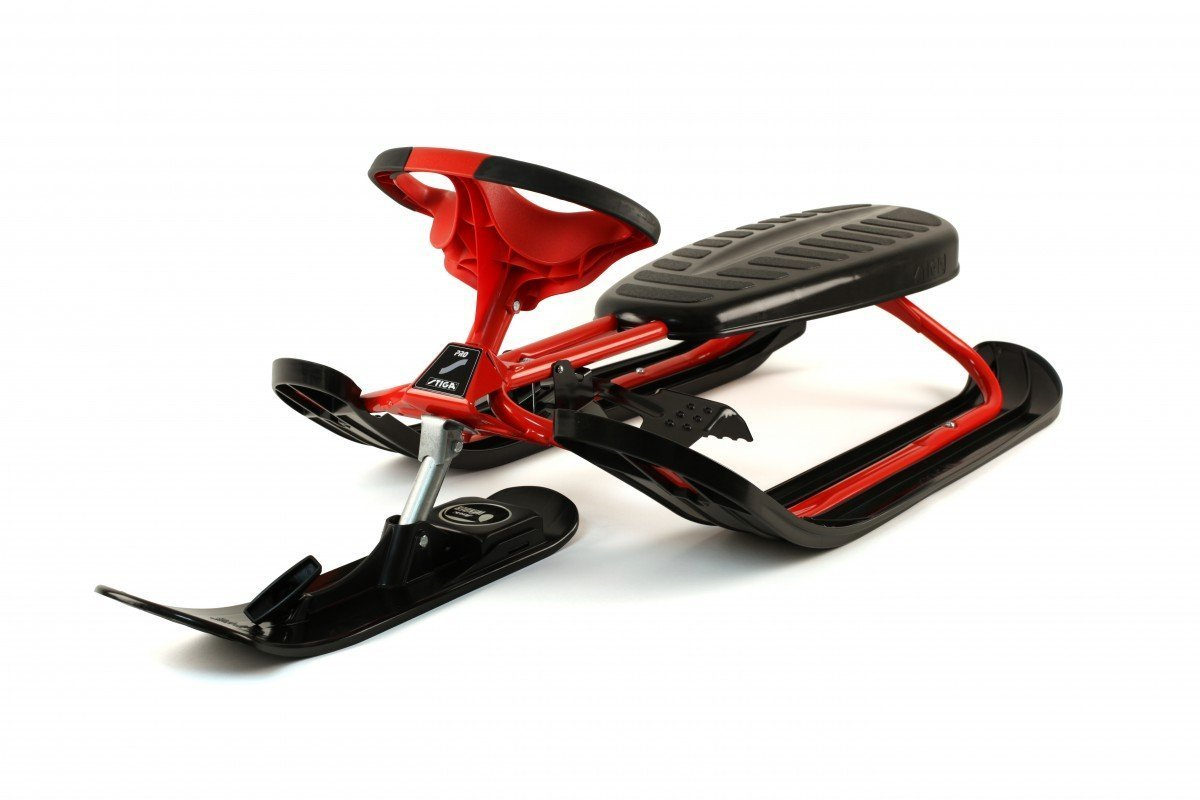 Stiga Snowracer Ultimate Pro red by Stiga Sports