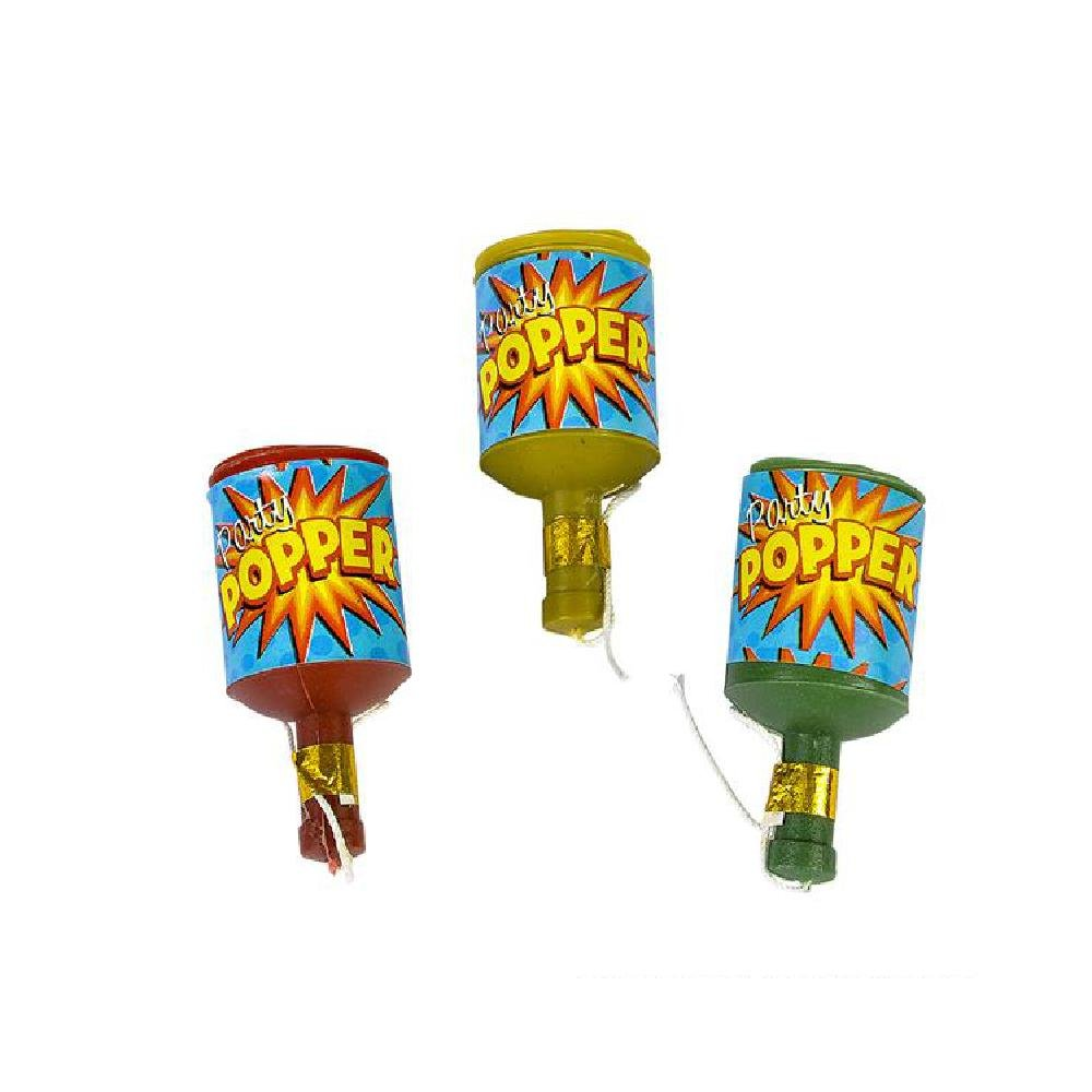 Champagne Poppers by Bargain World