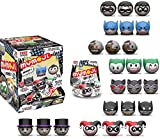 Funko MyMoji DC Comics Mini Toy Action Figure Emoji and Exclusive Digital Download Emoji in each pack - 2 Random Packs