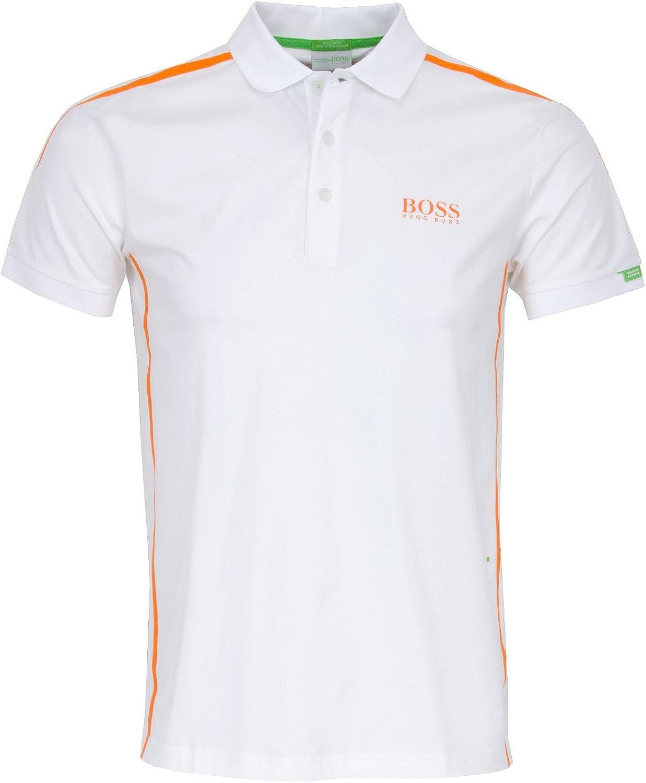 Hugo Boss SP17-M - Camisa de golf Paddy MK 2, color blanco ...