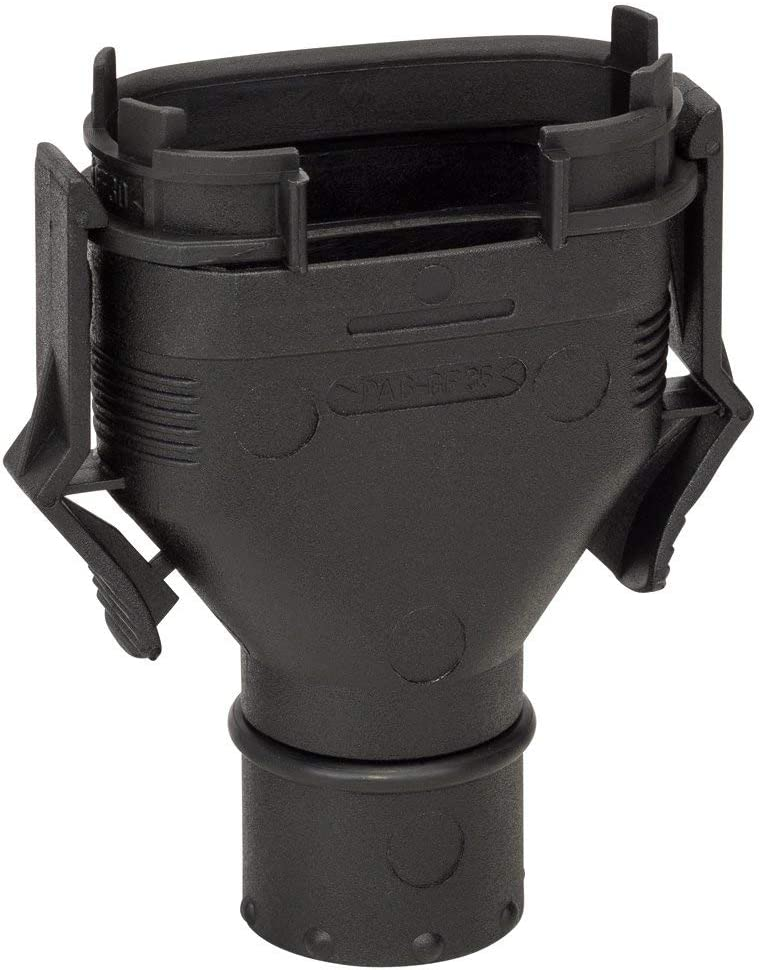 Black FREE DELIVERY Bosch Professional 2600306007 Adapter for PEX 15AE Sanders