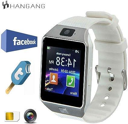 hangang Smartwatch Bluetooth Inteligente Reloj 1.56 Pantalla ...