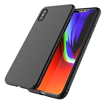 coque iphone x lisse