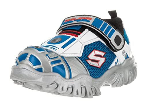 Skechers Toddlers Damager III Astromech Casual Shoe