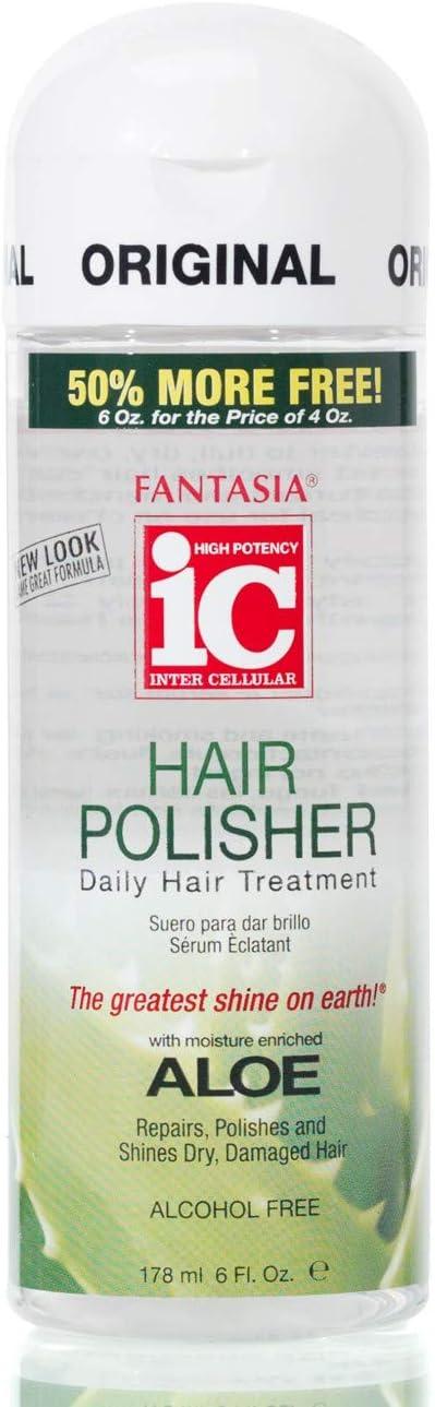 Fantasia Hair Polisher Daily Hair Treatment, 6 oz