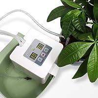 Système d'arrosage DIY - Kit d'arrosage automatique pour les vacances avec tuyau de 10mètres pour plate-bandes, terrasse, jardin ou plantes en pot