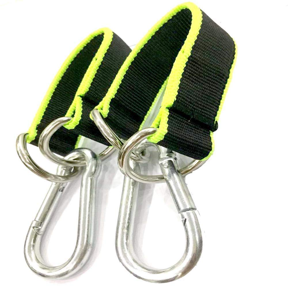 9comx Hammock Swing Strap Hanging Kit,3.2mmThickness, Set of 2 by 9comx