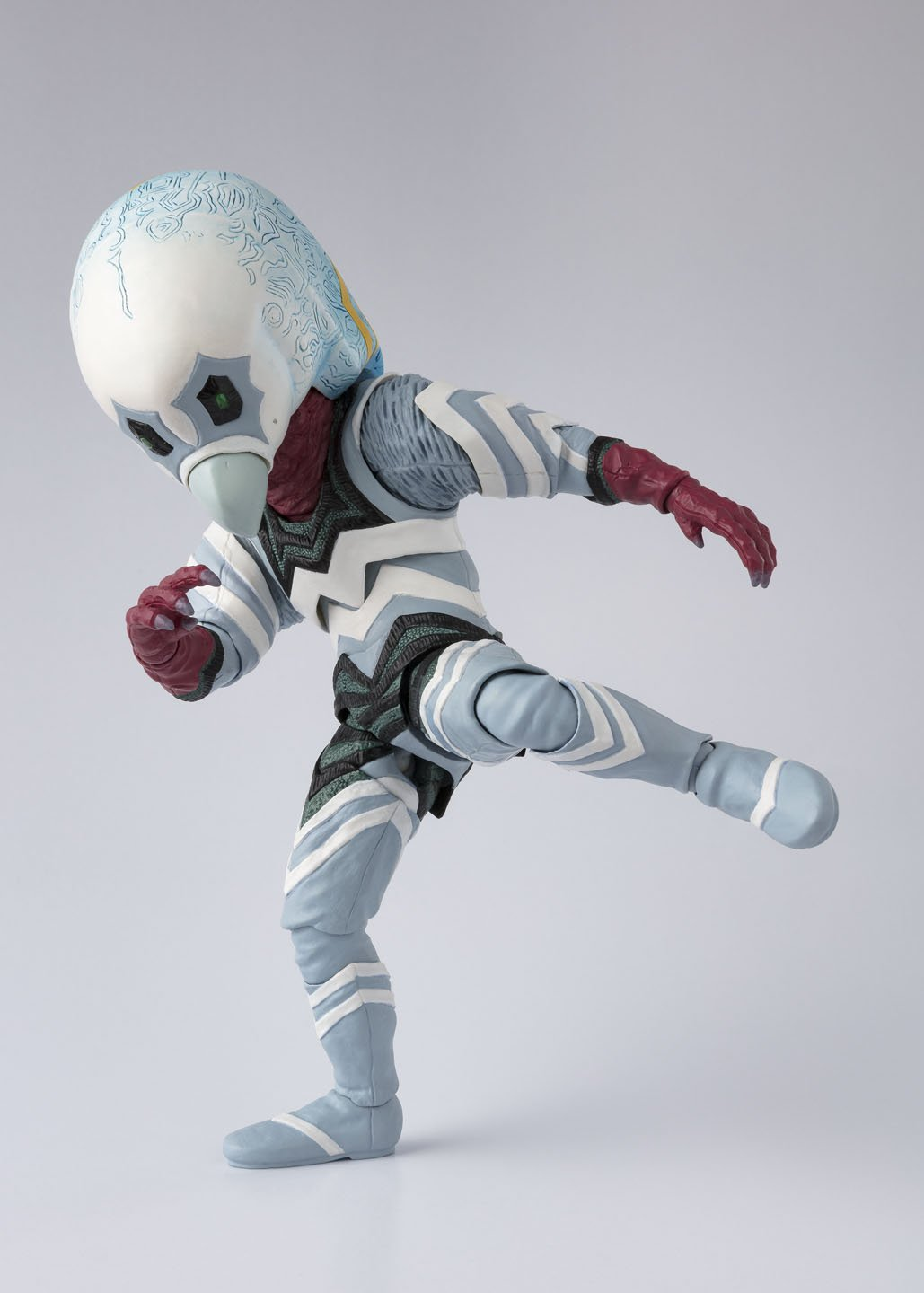 Tamashii Nations S.H Figuarts Alien Guts Ultra Seven Bluefin Distribution Toys BAN19829