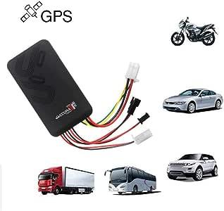 Localizador GPS/GSM/GPRS de seguimiento para vehículos, alarma de ...