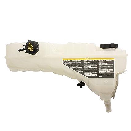 LOSTAR Heavy Duty (603-5403) Coolant Overflow Reservoir Bottle Tank  KENWORTH & PETERBILT