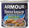 Armour Original Vienna Sausage - 4.75 oz. - 18 pk