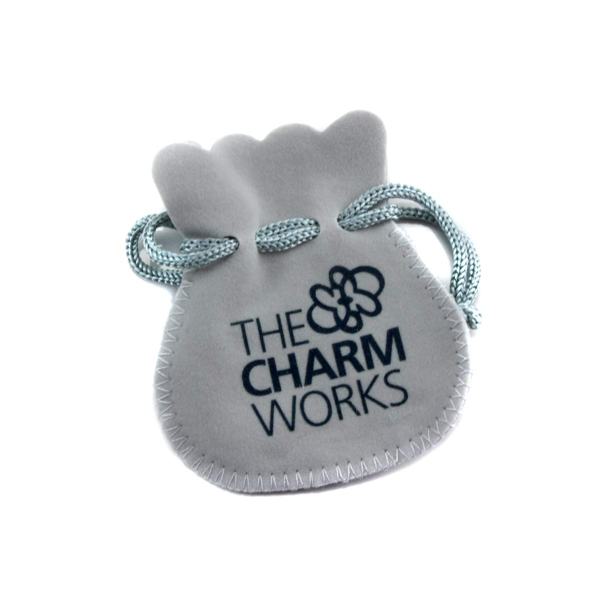 TheCharmWorks Sterling Silver 18th Birthday Number Charm