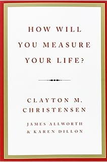 How Will You Measure Your Life? price comparison at Flipkart, Amazon, Crossword, Uread, Bookadda, Landmark, Homeshop18