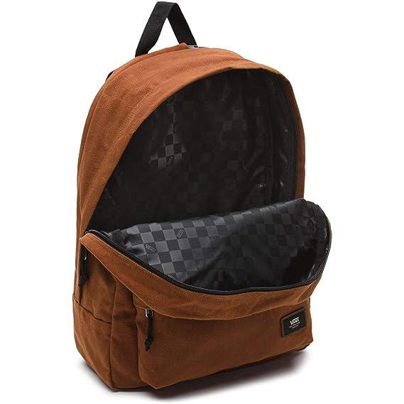 e30c9fe0079 Vans Old Skool Plus Backpack One Size Sequoia: Amazon.co.uk: Clothing