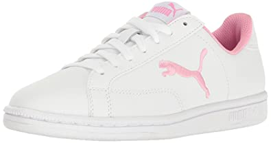 white shoes for girls puma